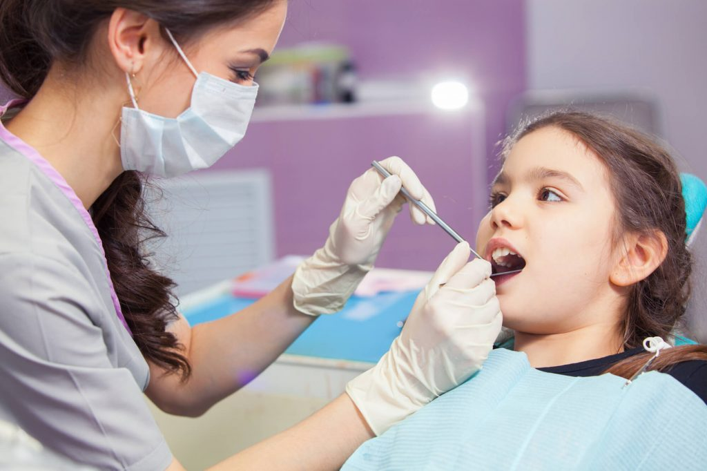 where can i find a kids dentist in waxhaw?