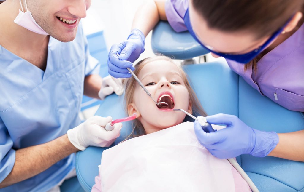 where can i find a childrens dentist in waxhaw?